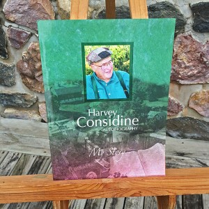 my-story-harvey-considine-book