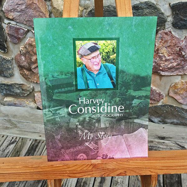 my-story-harvey-considine-book