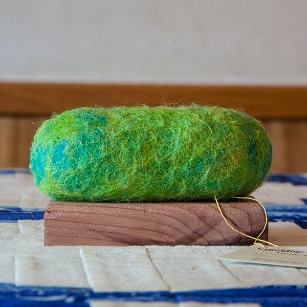 wooly bear pincushion